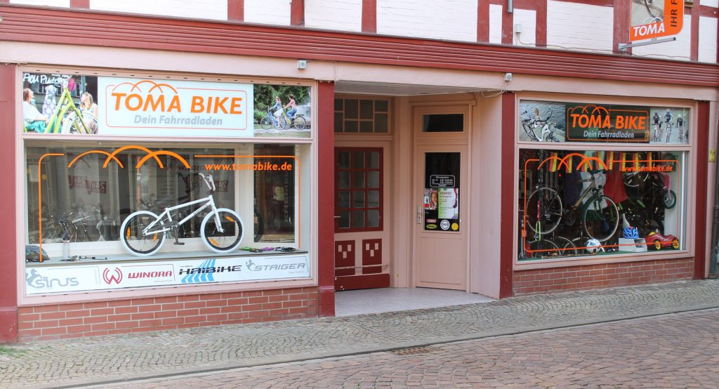 Toma Bike Shop Salzwedel