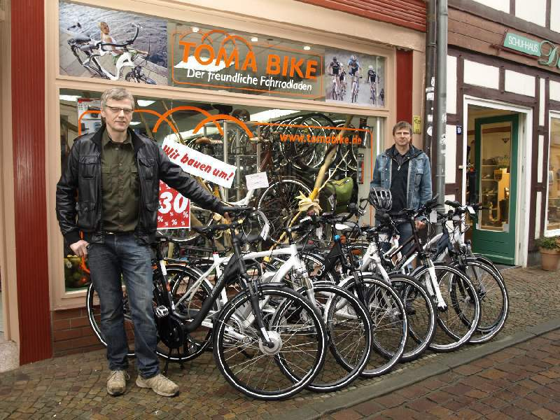 Toma Fahrradladen Saw