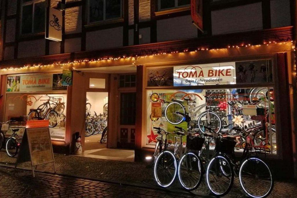 Tomabike Fahrradladen